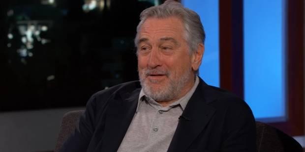 Robert De Niro voulait frapper Donald Trump: l'acteur s'est-il dégonflé? (VIDEO) - La DH