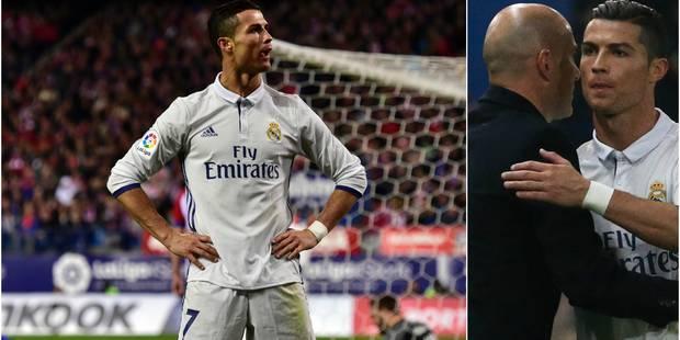 Et 1, et 2, et 3-0: Ronaldo explose l'Atletico et épate Zizou! (VIDEO) - La DH