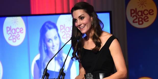 Kate Middleton ou l'art de maîtriser l'accessoire (PHOTOS) - La DH