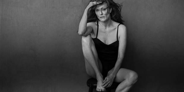 Calendrier Pirelli : entre glam cinéma et émotion à fleur de peau - La DH