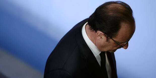 Présidentielle: François Hollande ne sera pas candidat en 2017, une première sous la Ve République - La DH