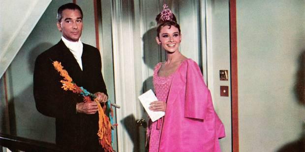 L'élégance d'Audrey Hepburn, ses robes et Givenchy - La DH