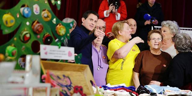 Primaire de la gauche en France : Manuel Valls va annoncer sa candidature - La DH