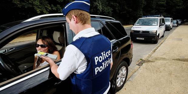 Exclusif: des chauffards acquittés parce que des P.-V. d'alcool sont déclarés nuls - La DH