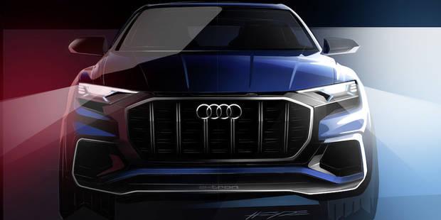 Audi va présenter son Q8 très bientôt! - La DH