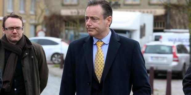 Pour Bart De Wever, le dossier syrien est mensonger - La DH