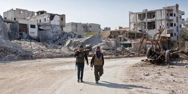 Poutine annonce un accord de cessez-le-feu en Syrie et des négociations de paix - La DH