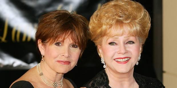 """Morts de Debbie Reynolds et Carrie Fisher: """"Il y a un lien clair entre le décès d'une personne proche et un épisode card..."""