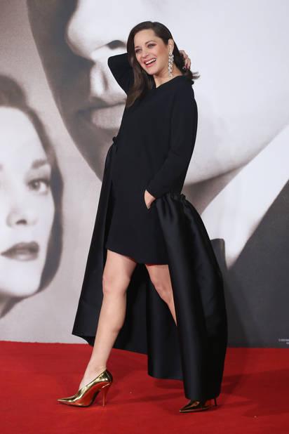 Marion Cotillard à Londres
