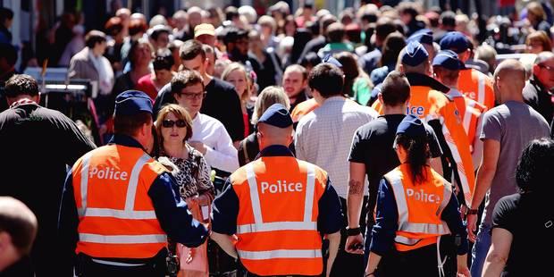 Les policiers montois attendent des renforts - La DH