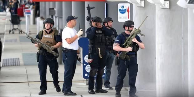 Un ancien soldat américain fait 5 morts dans un aéroport de Floride - La DH