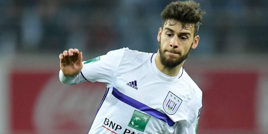 """A Anderlecht, Massimo Bruno """"a le plus gros moteur du club"""" - La DH"""