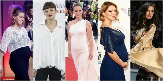 Janet Jackson, Marion Cotillard, Justine Henin, etc.: 2017, une année Baby Boom pour les stars ! - La DH
