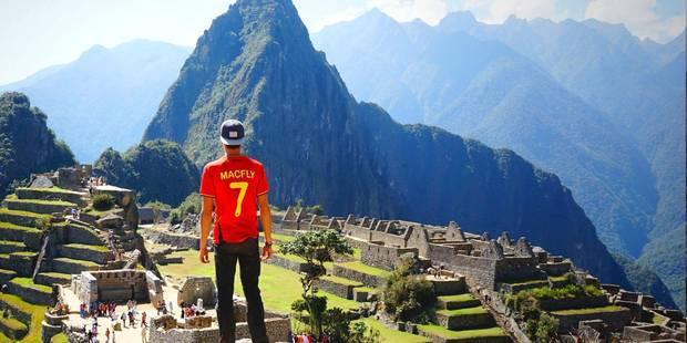 L'extraordinaire tour du monde en 5 minutes d'un jeune Belge dingue de voyages - La DH