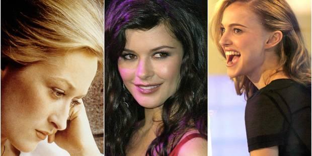 Natalie, Meryl, Catherine, ... : elles se souviennent de leurs débuts - La DH