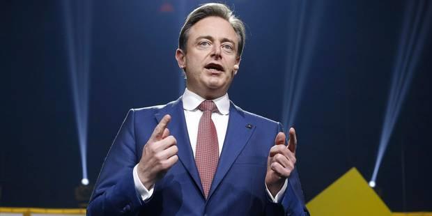 """De Wever: """"Bracke a démissionné immédiatement lorsque la perception a été créée contre lui"""" - La DH"""