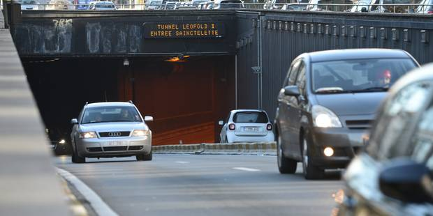 Le radar tronçon du tunnel Léopold II bientôt opérationnel - La DH