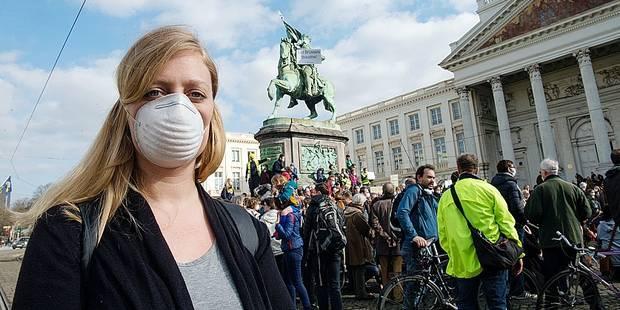 Les Bruxellois unis contre la pollution de l'air - La DH