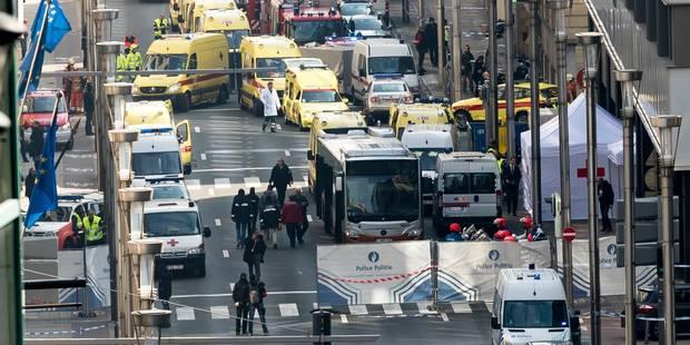 Un statut de solidarité nationale pour les victimes d'actes terroristes - La DH