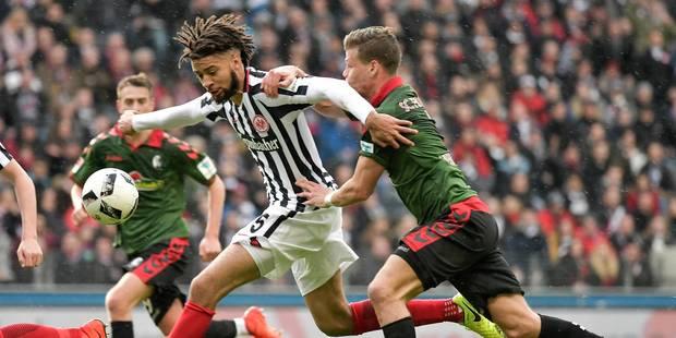 Bundesliga: Francfort battu à domicile et en péril - La DH