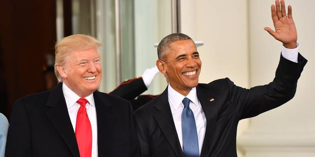 Trump persiste dans ses accusations contre Obama, mais suscite le scepticisme - La DH