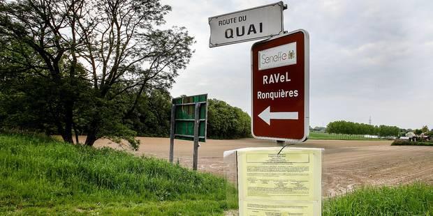 """Seneffe : """"Récupération politique"""" autour du dossier Van Gansewinkel - La DH"""