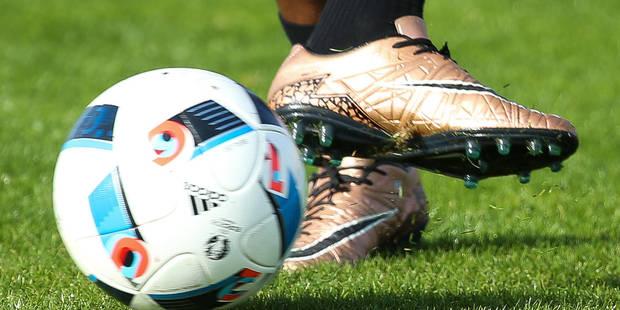 Un match de football amateur dégénère à Brugelette - La DH