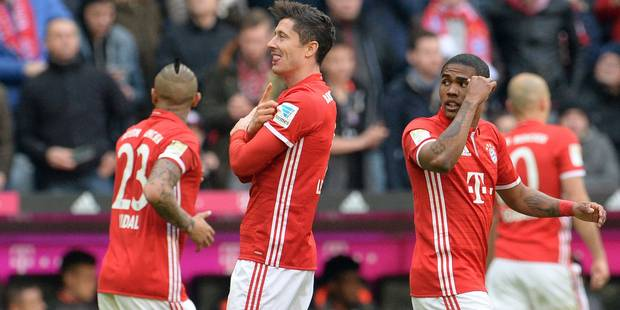 Bundesliga: le Bayern gagne et creuse les écarts - La DH