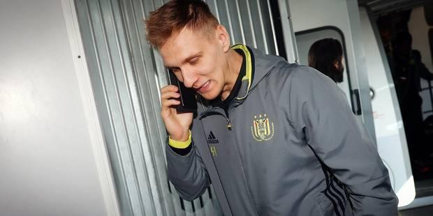 Garder Teo sera mission impossible pour Anderlecht - La DH