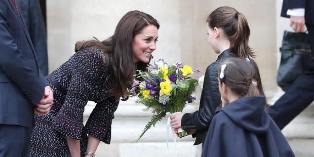 Kate Middleton, un véritable défilé de mode à Paris en quasi 24h (PHOTOS) - La DH