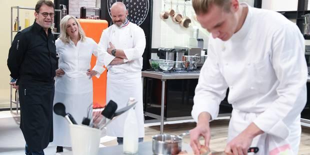 Le jury de Top Chef déguste-t-il les plats froids ? - La DH
