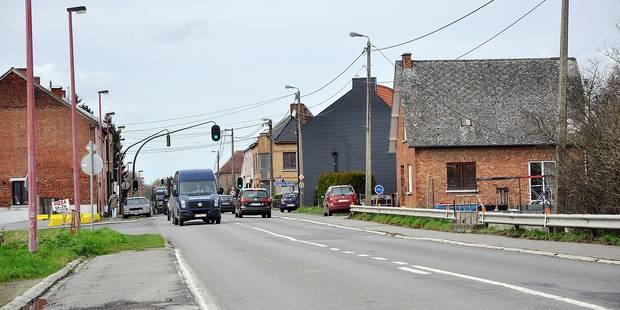 Villers-la-Ville : les travaux de la N93 créent la polémique - La DH