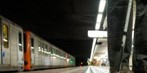 STIB: le trafic des métros a repris entre Comte de Flandre et Arts Loi - La DH