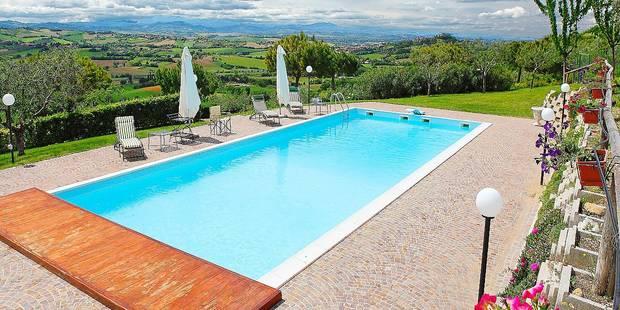 En vacances, c'est la taille des piscines qui compte - La DH