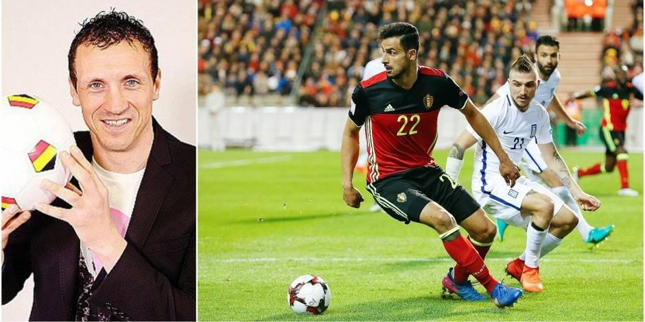 """Le débrief d'Alex Teklak: """"Belgique-Grèce, un match pour jouer à 4 derrière"""" - La DH"""