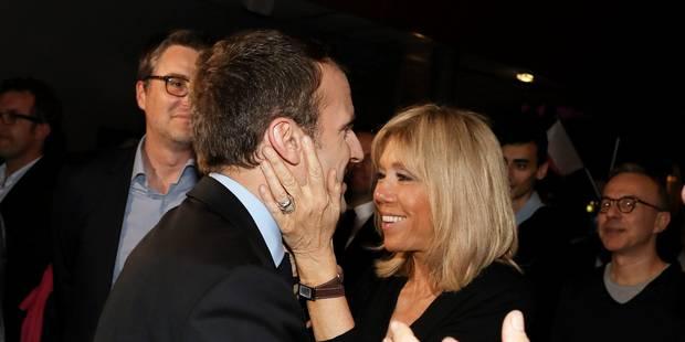 """Derrière le couple Macron: Mimi Marchand, la femme qui connaît tous les rouages du """"people"""" - La DH"""