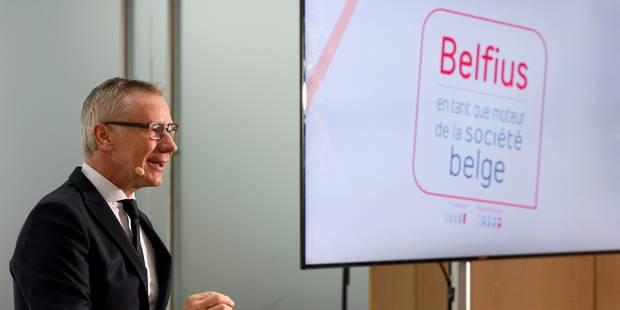 Belfius Insurance à fond, aussi, dans le digital - La DH