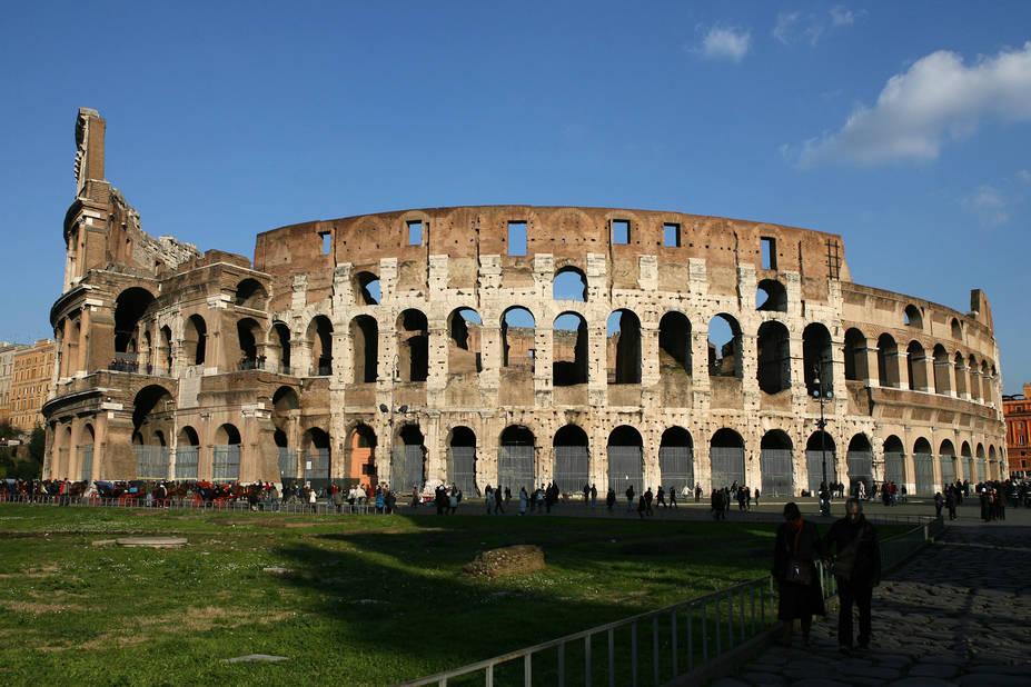 4. Rome, Italie