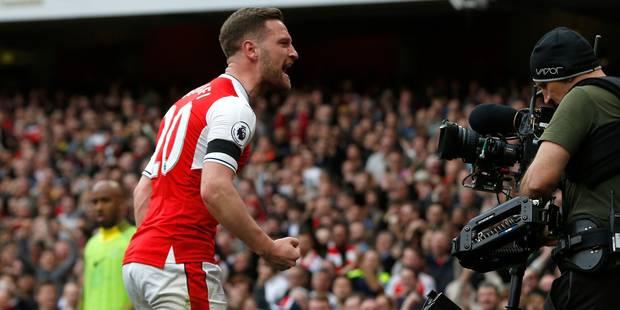 Premier League: Mustafi sauve Arsenal, City consolide sa 4e place - La DH