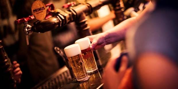 Le Belge boit toujours moins de bière - La DH