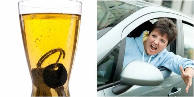 Alcool, dépassement par la droite, injures... Les défauts du Belge au volant - La DH
