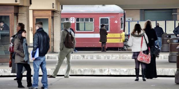 Retards sur le rail: un nouveau système de compensation - La DH