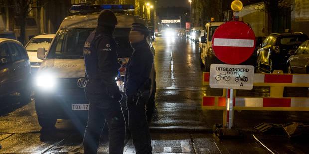 Quatre perquisitions la nuit dernière à Molenbeek: Cinq suspects auditionnés - La DH