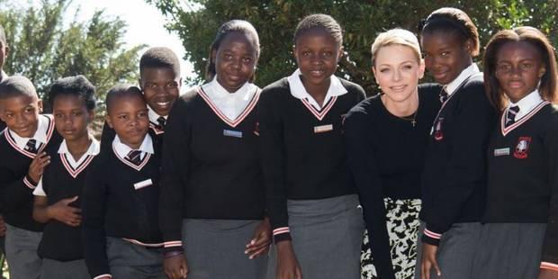 La princesse Charlene de retour en Afrique du Sud : de grand moments de bonheur ! - La DH