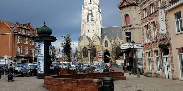 Anderlecht: Le futur centre historique se dessine - La DH