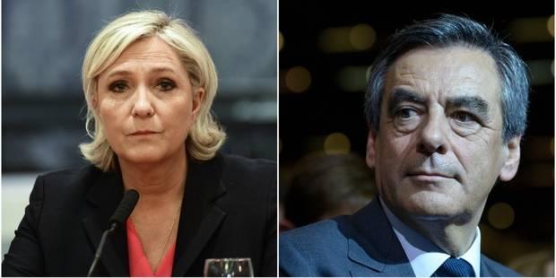 Quand Marine Le Pen pompe, mot pour mot, un discours de François Fillon (VIDEO) - La DH