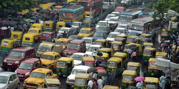 En 2030, l'Inde ne vendra plus que des voitures électriques - La DH