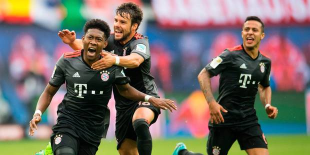 """Bundesliga: Munich gagne 5-4 à Leipzig: naissance d'un """"Klassiker"""" - La DH"""