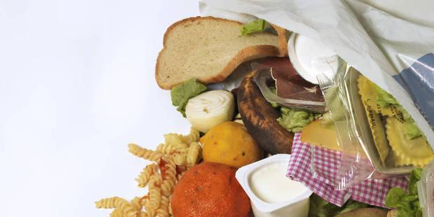 Seuls les Néerlandais gaspillent plus de nourriture que les Belges - La DH