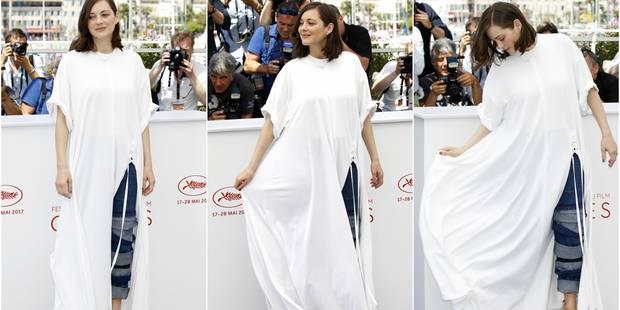 Le drôle de look de Marion Cotillard est belge ! - La DH